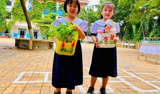 """TP.HCM:Đẩy mạnh phong trào """"nói khôngvới rác thải nhựa"""" trong trường học"""