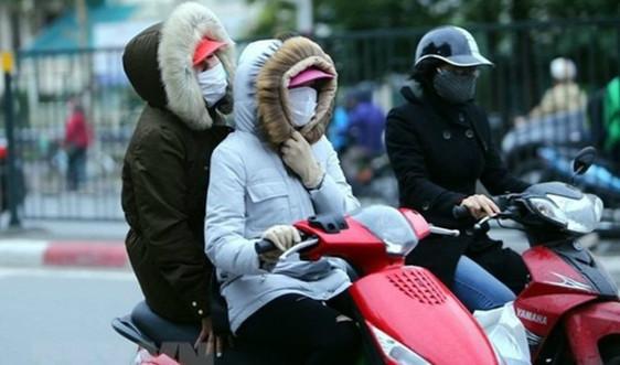 Không khí lạnh tăng cường, Bắc Bộ và Bắc Trung Bộ rét đậm, rét hại