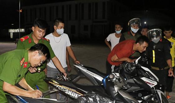 Thanh Hóa: Xử lý nghiêm tình trạng đua xe, lạng lách, đánh võng
