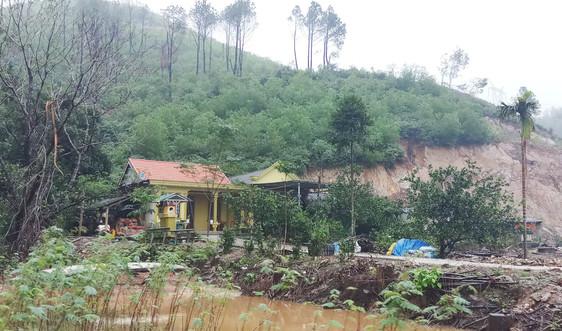 Thừa Thiên Huế: Di dời, tái định cư hơn 300 dân hộ ở vùng nguy cơ sạt lở