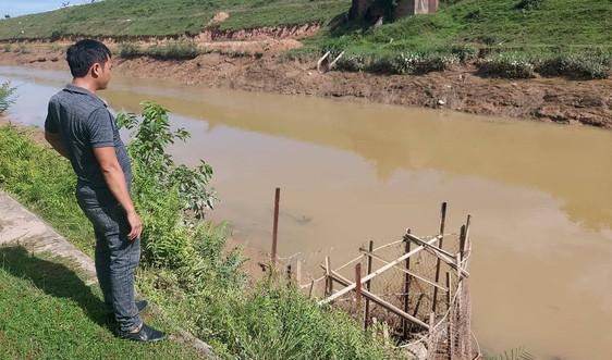 Nghệ An: Giảm thiểu ô nhiễm nguồn nước các công trình thủy lợi