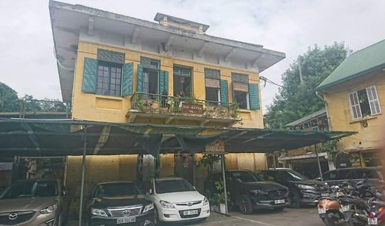 Cần sớm thu hồi cơ sở nhà đất tại 60 ngõ Thổ Quan, quận Đống Đa, TP Hà Nội