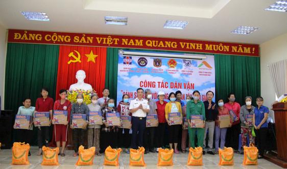 Cảnh sát biển Việt Nam đồng hành cùng đồng bào dân tộc, tôn giáo
