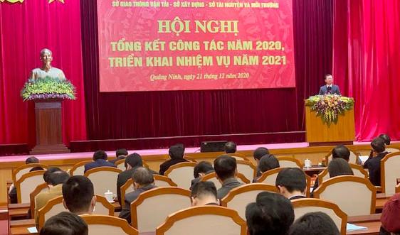 Sở TN&MT tỉnh Quảng Ninh triển khai nhiệm vụ công tác năm 2021