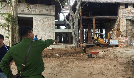 Phú Quốc (Kiên Giang):Côngtrình sai phép thách thức lãnh đạo huyện?