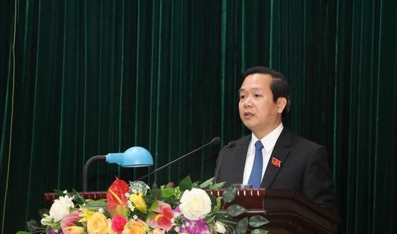Thủ tướng phê chuẩn kết quả bầu Chủ tịch UBND tỉnh Ninh Bình
