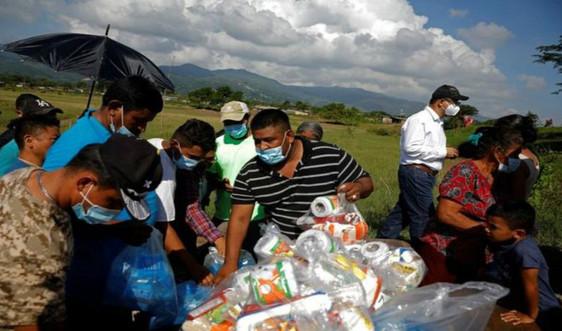 Bão ở Honduras gây thiệt hại 1,9 tỷ USD
