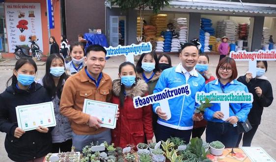 Tuổi trẻ Sơn La hành động phòng, chống, giảm thiểu rác thải nhựa