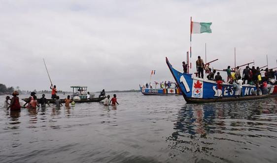Bờ Biển Ngà có khu bảo tồn biển đầu tiên
