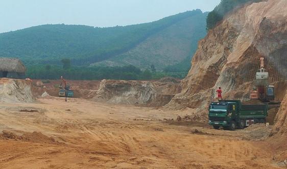 Thanh Hóa: Rà soát, cấp phép nguồn vật liệu phục vụ cao tốc Bắc - Nam