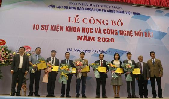 10 sự kiện Khoa học và Công nghệ Việt Nam nổi bật năm 2020