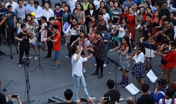 Từ 1/1/2021, Hà Nội mở rộng không gian phố đi bộ