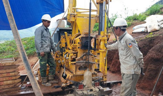 Điều tra quặng hóa đồng - uran ở Kon Tum: Áp dụng hiệu quả tổ hợp các phương pháp