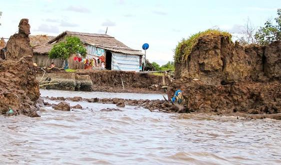 Cà Mau tăng cường các biện pháp ứng phó biến đổi khí hậu