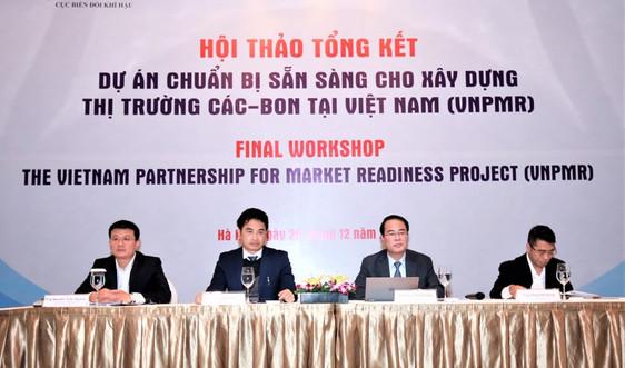 Việt Nam tiến tới xây dựng thị trường các-bon