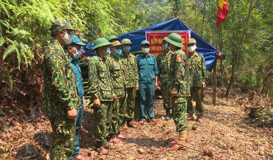 Quảng Nam kiểm soát chặt chẽ người nhập cảnh trái phép để phòng chống dịch COVID-19