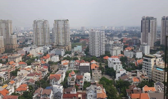 Sức mua bất động sản ở TP.HCM giảm mạnh