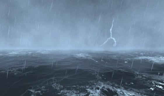 Dự báo thời tiết 29/12: Cảnh báo mưa dông, gió mạnh, sóng lớn trên biển