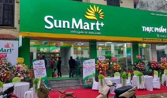 Nghệ An: Khai trương chuỗi cửa hàng thực phẩm sạch Sun Mart