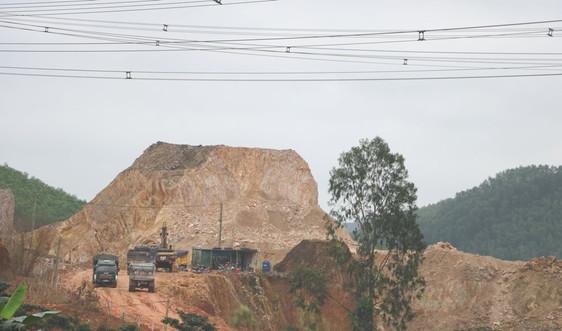 Hà Tĩnh: Thu hồi giấy phép khai thác mỏ đất của Công ty CP Vinaco