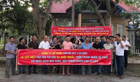 TP.HCM: Để sai phạm xảy ra tại dự án Tân An Huy, nhiều tổ chức, cá nhân bị yêu cầu kiểm điểm