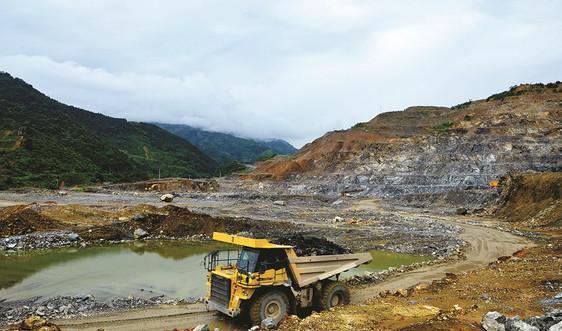 Nâng cao hiệu quả đấu giá quyền khai thác khoáng sản