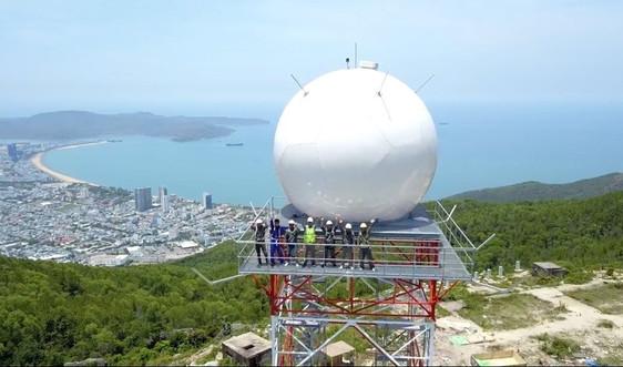 Phát triển mạng lưới ra đa thời tiết: Phục vụ hiệu quả quan trắc khí tượng tầng cao
