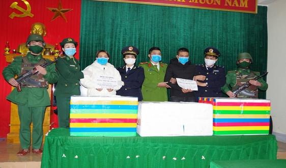 Quảng Bình: Bắt đường dây vận chuyển 13kg ma túy từ Lào về Việt Nam