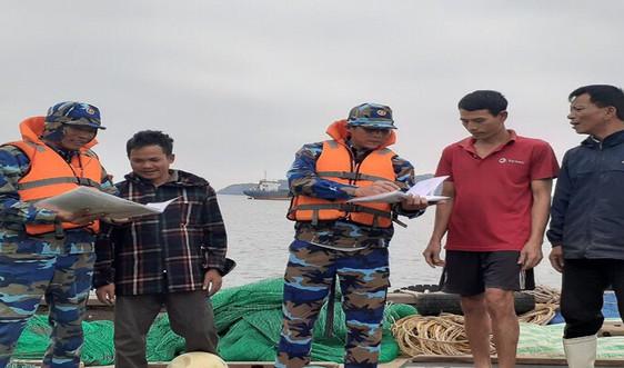 Thanh Hóa: Đảm bảo an toàn cho ngư dân bám biển