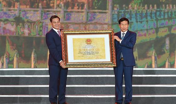Hải Phòng: Khu di tích Bạch Đằng Giang nhận Bằng xếp hạng di tích lịch sử quốc gia