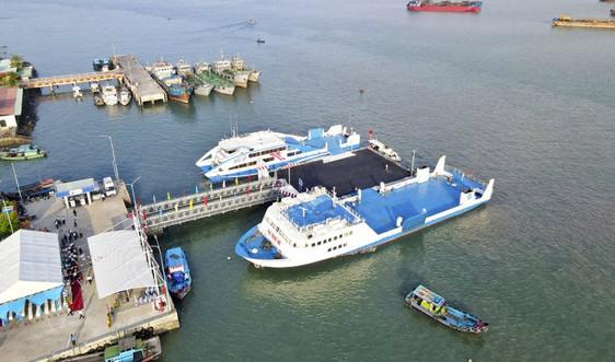 Vũng Tàu đi Cần Giờ thành phố Hồ Chí Minh chỉ 25 phút bằng đường biển