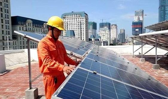 Điện mặt trời mái nhà phát triển bùng nổ, tổng công suất lên tới gần 9.300MWp