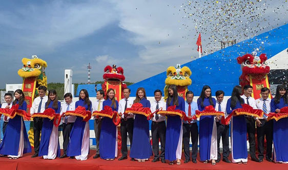 Khánh thành tuyến phà biển Cần Giờ - Vũng Tàu
