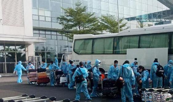 Thanh Hóa: Sẽ tạm dừng tiếp nhận cách ly công dân từ nước ngoài về