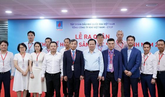 PV GAS ra quân triển khai kế hoạch sản xuất kinh doanh năm 2021