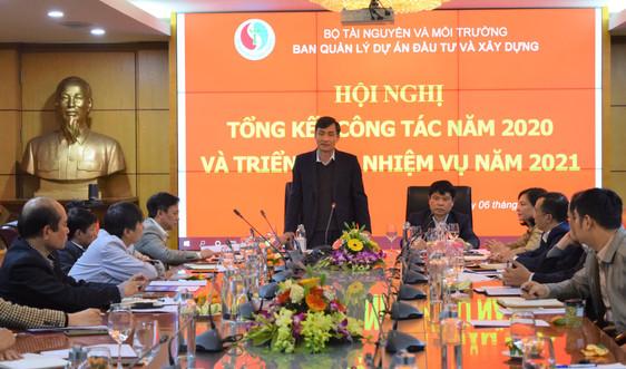 Chủ động đổi mới thực hiện các dự án quan trọng của ngành TN&MT