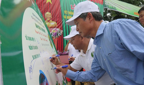 Kon Tum: Tăng cường công tác bảo vệ môi trường