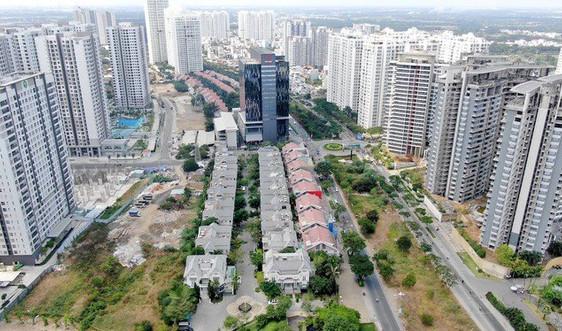 TP.HCM: Phát triển mạnh nhà ở chung cư trong 10 năm tới