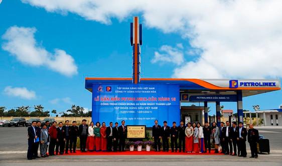 Petrolimex- Cửa hàng 15 công trình chào mừng 65 năm Petrolimex