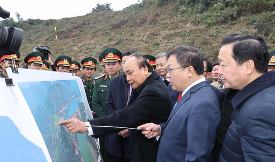 Thủ tướng: Dự án Thủy điện Hòa Bình mở rộng phải đảm bảo tuyệt đối an toàn