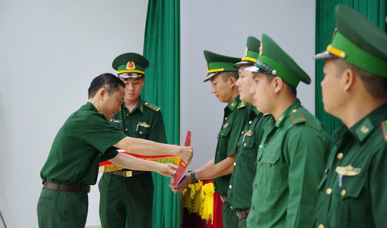 50 cán bộ, chiến sĩ tham gia phòng, chống COVID-19 tại biên giới Việt Nam - Campuchia