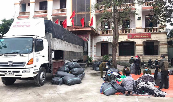 Bắt giữ lô hàng giả, hàng nhập lậu ước trị giá 1 tỷ đồng tại Quảng Bình