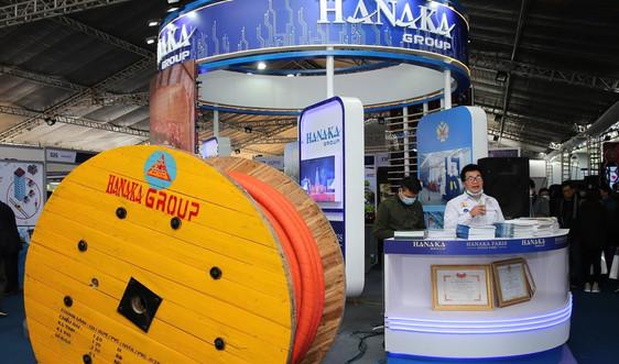 Tập đoàn Hanaka tham gia Triển lãm quốc tế đổi mới sáng tạo Việt Nam 2021