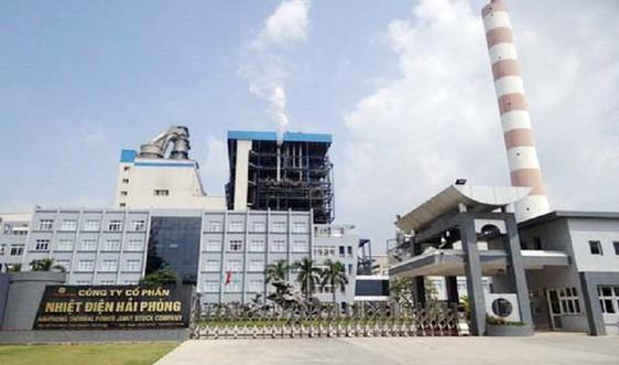 Kết luận thanh tra tại Công ty cổ phần Nhiệt điện Hải Phòng