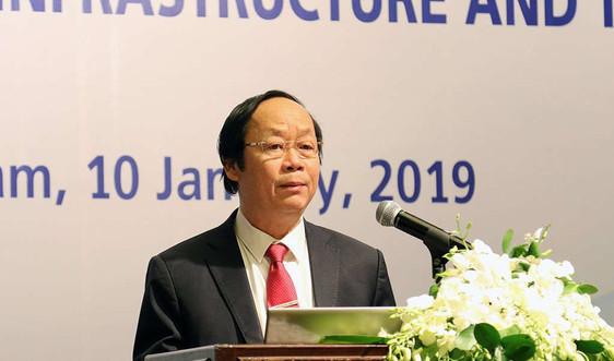 Thủ tướng bổ nhiệm lại Thứ trưởng Bộ TN&MT Võ Tuấn Nhân