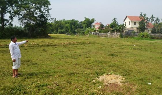 """Đà Nẵng: """"Vướng"""" trong xây dựng cơ sở đất đai"""