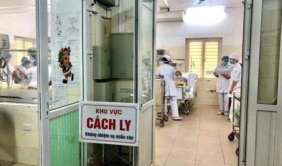 Việt Nam ghi nhận thêm 10 ca mắc Covid-19