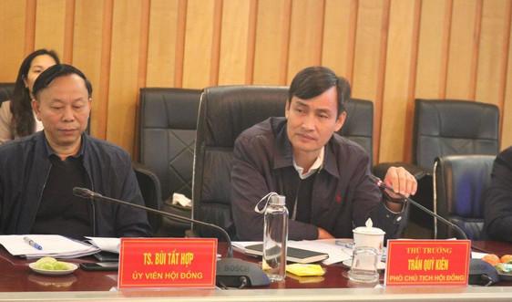 Đánh giá trữ lượng khoáng sản tại Phú Thọ và Sơn La