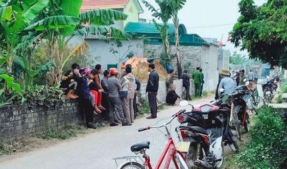 Nghệ An: Đang điều tra nguyên nhân 3 người trong 1 gia đình thương vong