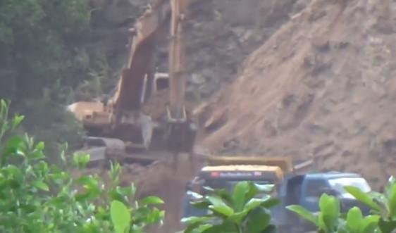 Xử phạt mỏ đá Tam Lộc hơn 300 triệu đồng sau điều tra của Báo TN&MT